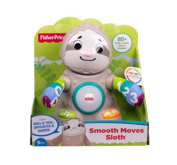 Fisher-Price | Fisher-Price Linkimals Smooth Moves Sloth