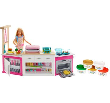 Barbie | BARBIE ultimate kitchen baking