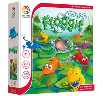 Smart Games | Smartgames Froggit for Kids age 6Y+