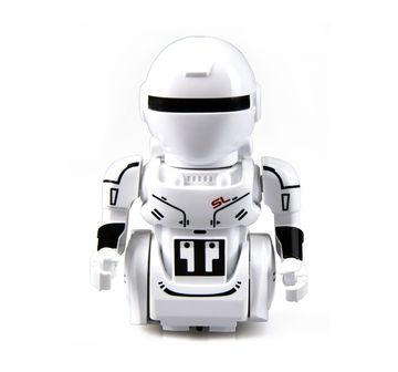 Silverlit | Silverlit YCOO Mini Robot - OP One A Palm size Remote Control Robot with LED Eyes & Robotic sound SFX!