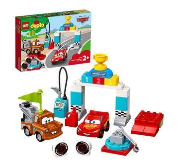 LEGO   LEGO 10924 Lightning McQueen's Race Day