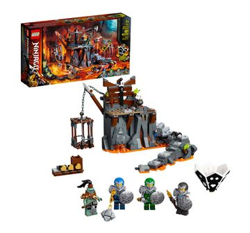 LEGO | Lego Journey To The Skull Dungeons Lego Blocks for Kids Age 7Y+