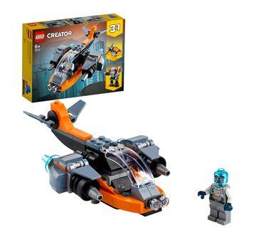LEGO | LEGO Cyber Drone