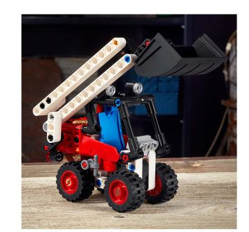 LEGO | Lego Skid Steer Loader Lego Blocks for Kids Age 7Y+