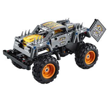 LEGO | Lego Monster Jam® Max-D® Lego Blocks for Kids Age 7Y+