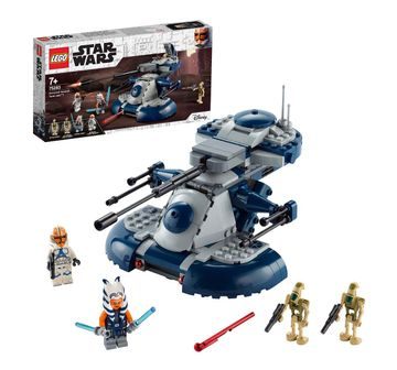 LEGO | Lego Armored Assault Tank (Aat™) Lego Blocks for Kids Age 7Y+