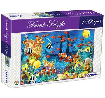 Frank | Frank Coral Reef Puzzle 1000 Pieces, 14Y+