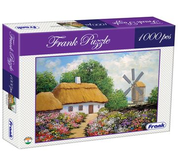Frank | Frank Old House In Ukraine Puzzle 1000 Pieces, 14Y+