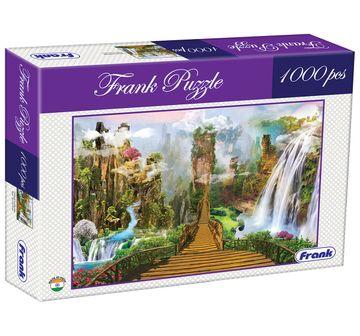 Frank | Frank Fantasy Landscape Puzzle 1000 Pieces, 14Y+