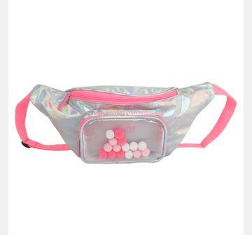 Hamster London | Hamster London Waist Bag Pink, 6Y+
