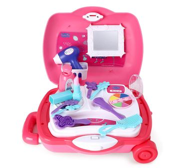 Peppa Pig | Peppa Beauty Set with Trolley for Girls age 3Y+