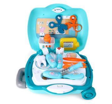 Peppa Pig | Peppa Dental Set with Trolley for Girls age 3Y+