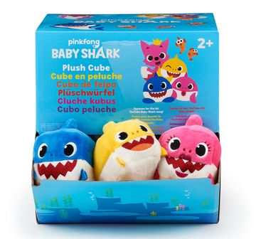 Wowwee   Pinkfong Shark Family Song Cube - Baby Shark for Kids age 3Y+