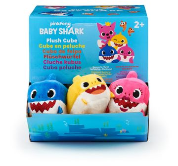 Wowwee | Pinkfong Shark Family Song Cube - Baby Shark for Kids age 3Y+