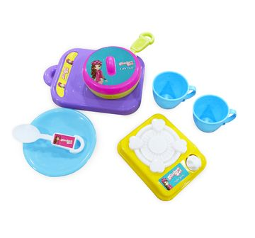 Itoys | I Toys Kitchen set role play toys for kids, 3Y+