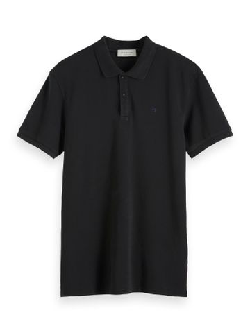 Scotch & Soda | NOS - Classic garment dyed pique polo