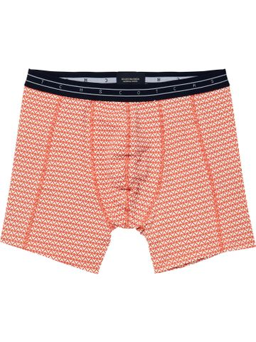 Scotch & Soda | ALLOVER PRINTED MULTI COLOR BOXER