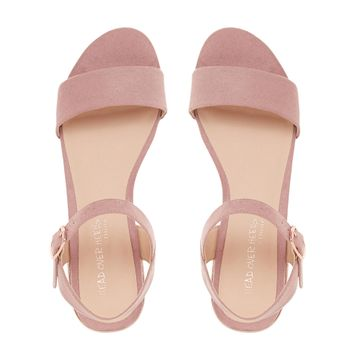 Dune London | Pink Niccy Heeled Sandal