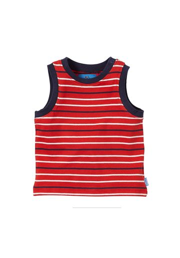 Mothercare | Boys Seaside Stripe Vest - Multicolor