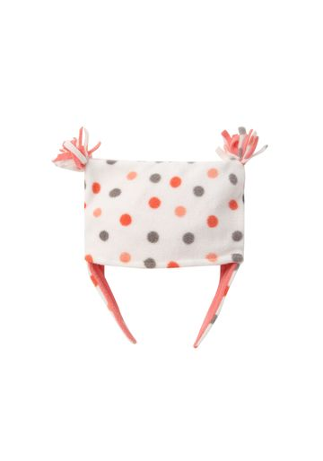 Mothercare   Girls Hat Polka Dot Print - Cream