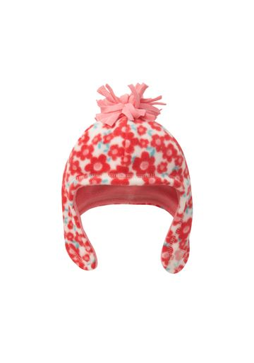 Mothercare   Girls Hat Floral Print - Red