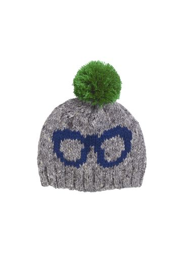 Mothercare | Boys Glasses Beanie Hat - Multicolor