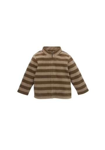 Mothercare | Boys Full Sleeves Sweatshirt Striped - Brown
