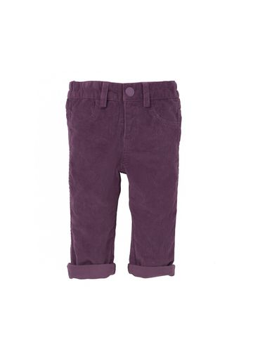 Mothercare | Girls Cord Trousers - Purple