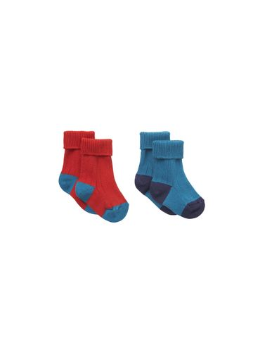 Mothercare | Boys Socks - Pack Of 2 - Multicolor
