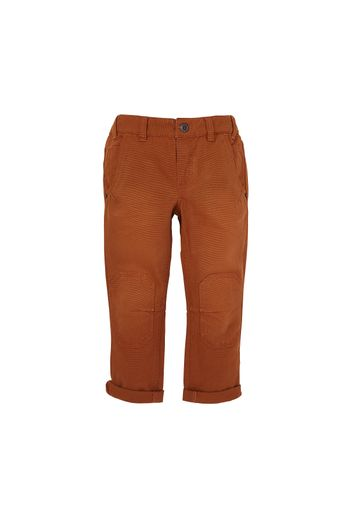 Mothercare | Boys Trousers Knee Patch Detail - Brown