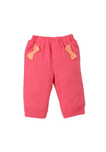 Mothercare | Girls Joggers Bow Detail - Pink