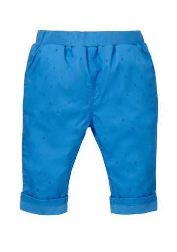 Mothercare | Boys Trousers Printed - Blue