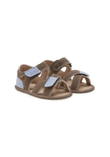 Mothercare | Boys Chambray Sandals - Brown