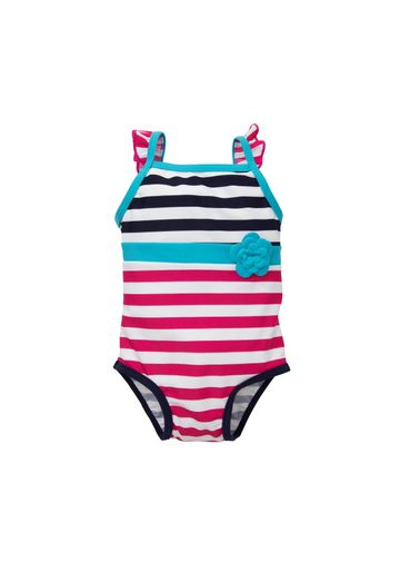 Mothercare | Girls Striped Swimsuit