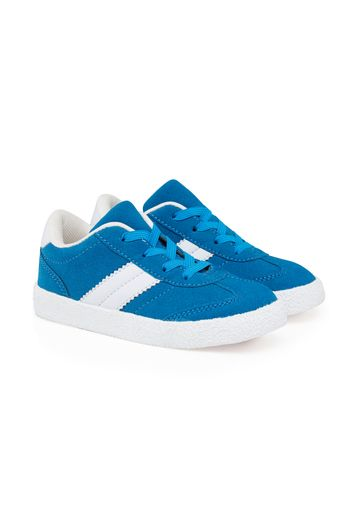 Mothercare | Boys Trainer Shoes With Laces - Blue
