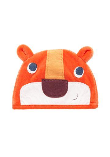 Mothercare   Boys Hat 3D Ear Details - Orange