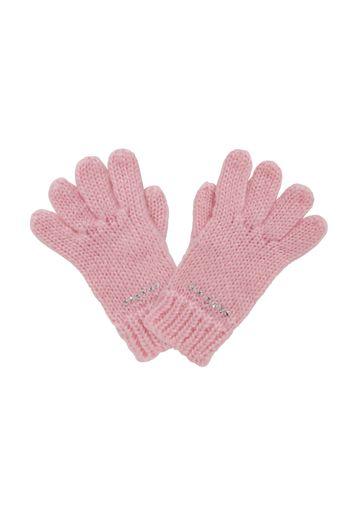 Mothercare | Girls Gloves Embellished - Pink