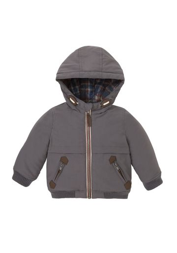 Mothercare | Boys Full Sleeves Jacket With Hood - Navy
