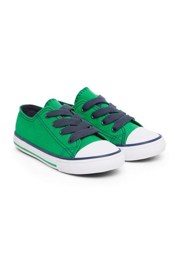 Mothercare   Boys Canvas Shoes - Green