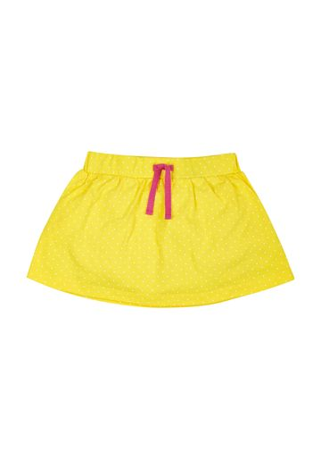Mothercare | Girls Spotty Skort - Yellow