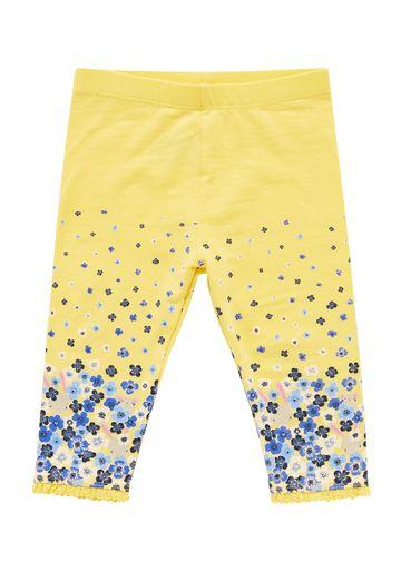 Mothercare | Yellow Girls Floral Leggings