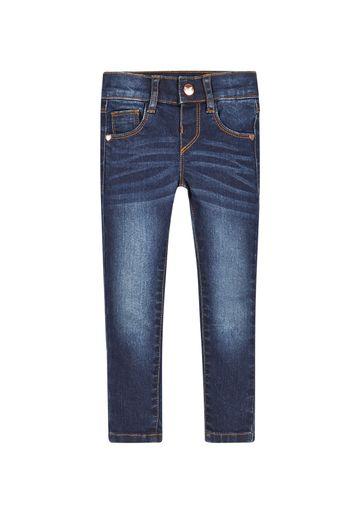 Mothercare | Girls Dark Wash Skinny Jeans - Denim