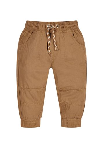 Mothercare | Boys Twill Trousers - Brown