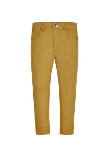 Mothercare   Boys Twill Trousers - Yellow