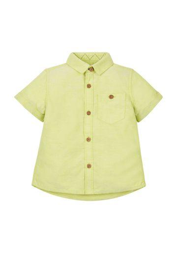 Mothercare | Boys Half Sleeves Shirt - Lime
