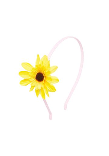Mothercare | Yellow Girls Sunflower Alice Band