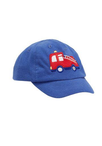Mothercare   Boys Fire Engine Cap - Blue