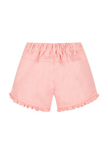 Mothercare | Girls Twill Shorts - Coral