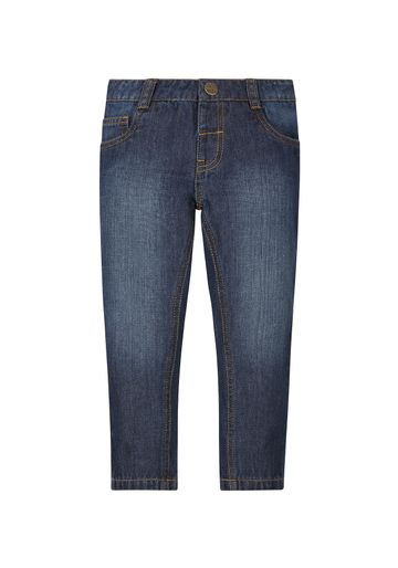 Mothercare   Boys Dark Wash Jeans - Denim