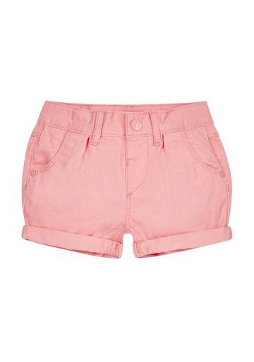 Mothercare | Girls Denim Shorts - Coral